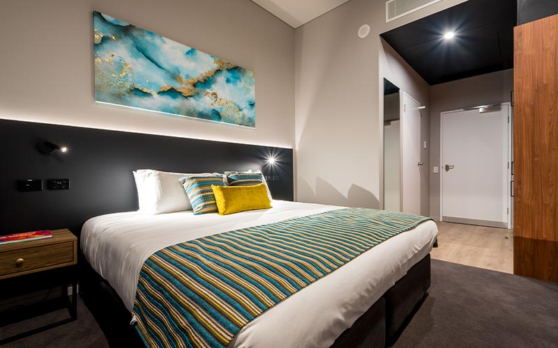 Elite Gold Coast King Room